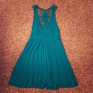 Forever 21 crochet summer dress
